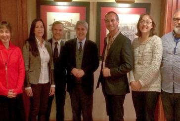 CEVE se reúne con Juan José Badiola, presidente del Consejo