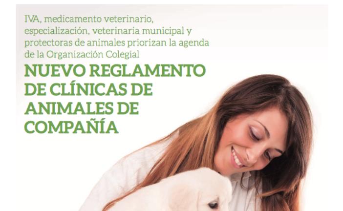 Los Colegios Veterinarios aprueban el Reglamento para el ejercicio profesional en clínica de animales de compañía