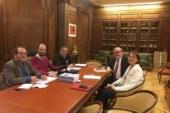 CEVE se reúne con la Asociación de Parlamentarios APDDA