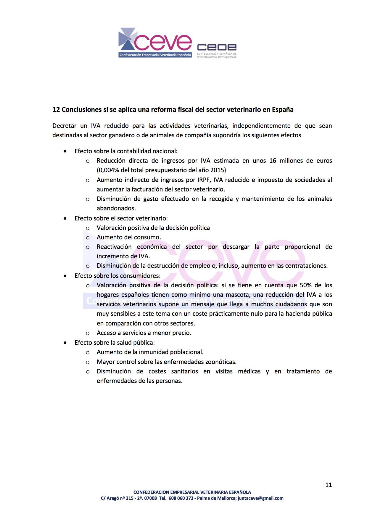 INFOME CEVE SOBRE EL IVA 12VETERINARIO DESBLOQUEADO