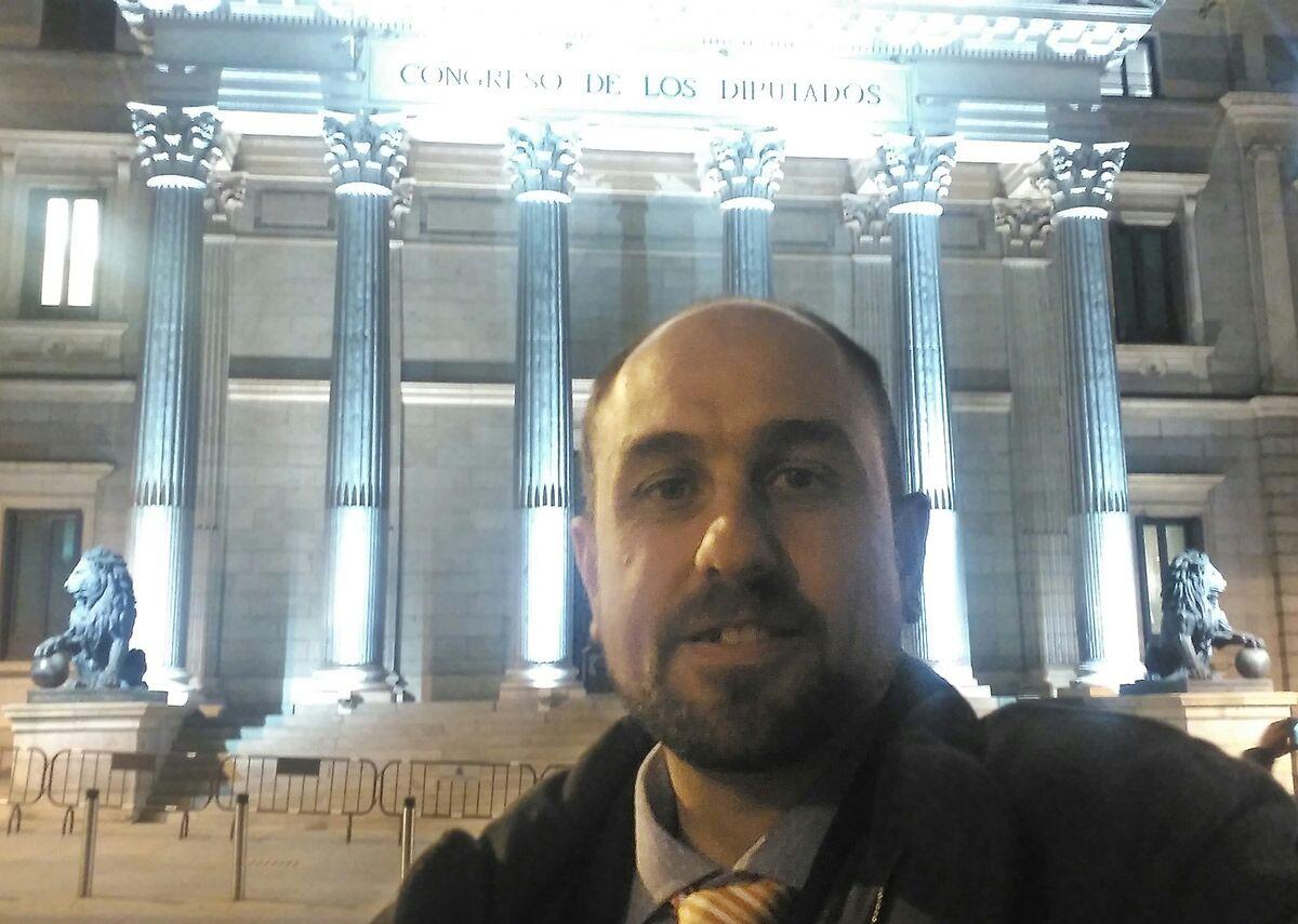 CEVE estuvo en el Congreso de los diputados