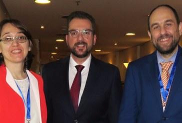 CEVE se reúne con el vicepresidente segundo de la comisión de sanidad