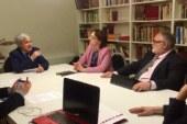 Los presidentes de CEVE y del Consejo General de Colegios Veterinarios  de España se reúnen en Alicante para analizar cuestiones sectoriales
