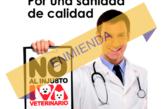 CEVE presenta una enmienda a los PGE para pedir la rebaja del IVA Veterinario