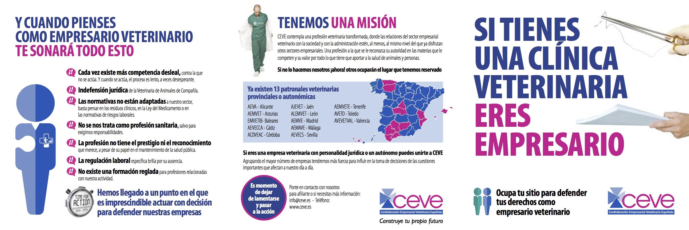 CEVE, folleto amvac1