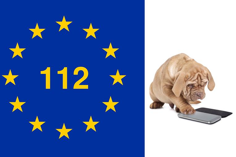Teléfono de emergencias 112